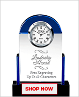 Leadership Clock Awards