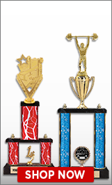 Build Your Own Powerlifting Trophy