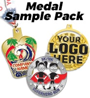 Medals Sample Pack