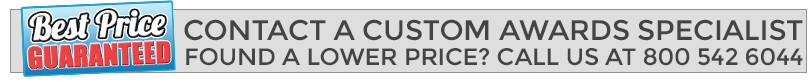 Custom Medals Best Price Guarantee