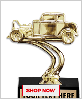 Hot Rod Trophies
