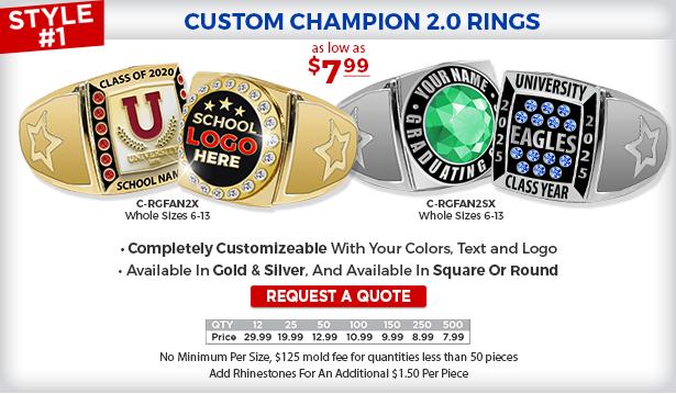 Champion 2.0 Rings