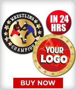 Custom Insert Wrestling Pins