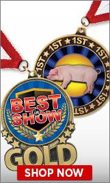 Hogs Medals
