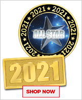2021 Pins