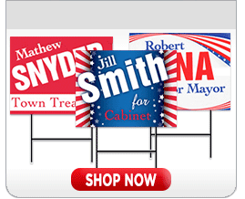 Crown Political Signs