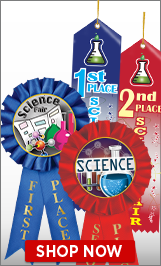 Science Fair Ribbons