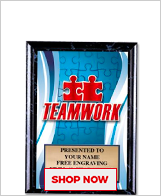 Teamwork Plaques