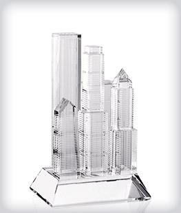 Custom Crystal Sculptures