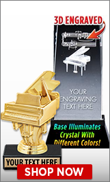 Piano Trophies