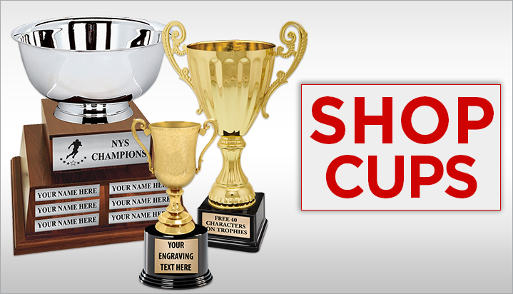 14 Gold Cup Horses Rear Trophies with Free Personalization Crown Awards Funny Last Place Trophy