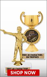 Shooting Sports Trophies