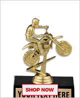 Dirt Bike Trophies