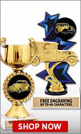 Car Show Trophies