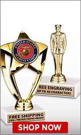 Marine Corps Trophies