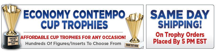 Economy Contempo Cup Trophies