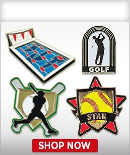 Sport Pins