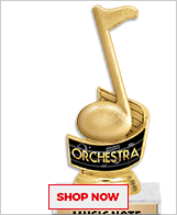 Orchestra Trophies