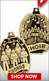 Chorus Medals