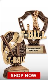 T-Ball Sculptures