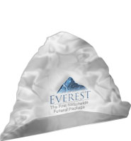 Mountain Acrylic Embedments