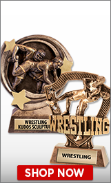 Wrestling Sculptures