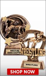 Wrestling Sculptures