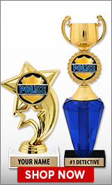 Police Trophies