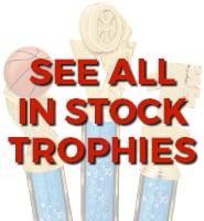 In Stock Trophies