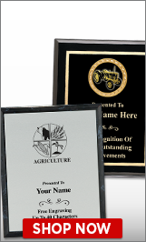 Agriculture Plaques