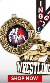 Wrestling Medals