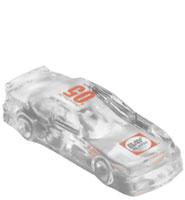 Stock Car Acrylic Embedments
