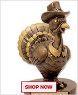 Turkey Sculpture