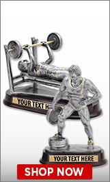Powerlifting Sculptures