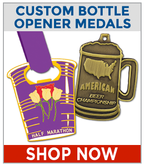 BOTTLE OPENER MEDALS