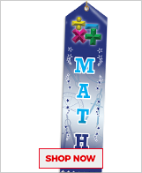 Math Certificates & Ribbons