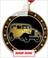 Antique Car Shows Trophies