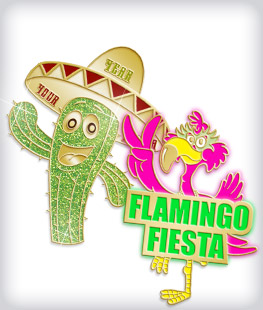 Custom Specialty Fiesta Pins