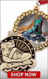Inline Hockey Medals