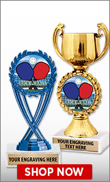 Pickleball Trophies