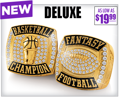 Deluxe Champion Rings
