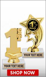 1st Place Trophies