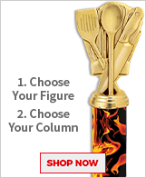 Chili Column Trophies