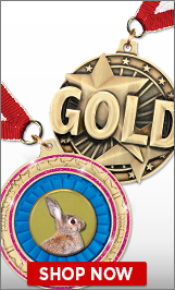 Rabbit Medals
