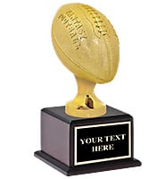 Jumbo Fantasy Football Trophy