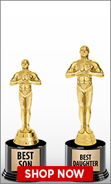 Worlds Greatest Awards Trophies