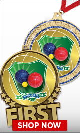 Bocce Medals