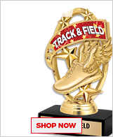 Track & Field Trophies