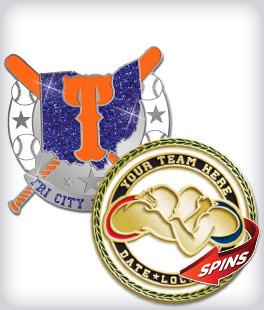 Custom Specialty Trading Pins