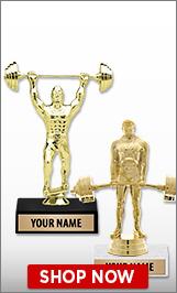 Powerlifting Trophies